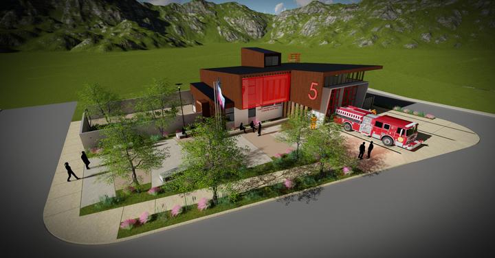 Martes 12 de junio: transmisión online colocación primera piedra del nuevo cuartel para Santa Olga