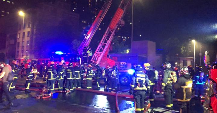 Comunicado de Bomberos de Chile por la delicada situación que vive el país