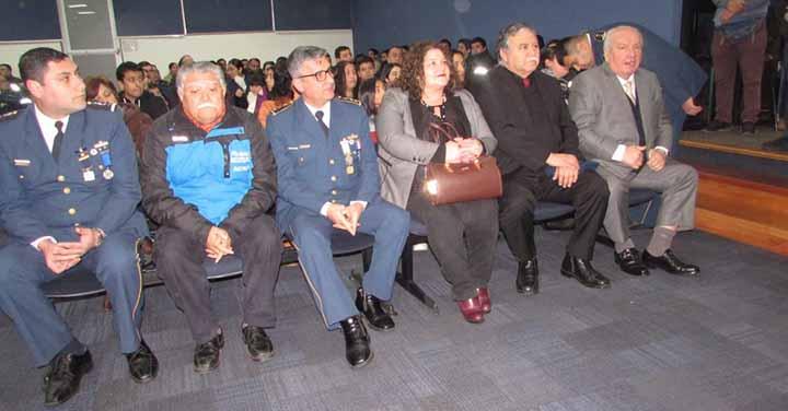 Bomberos de San Pedro de la Paz celebraron Día Nacional