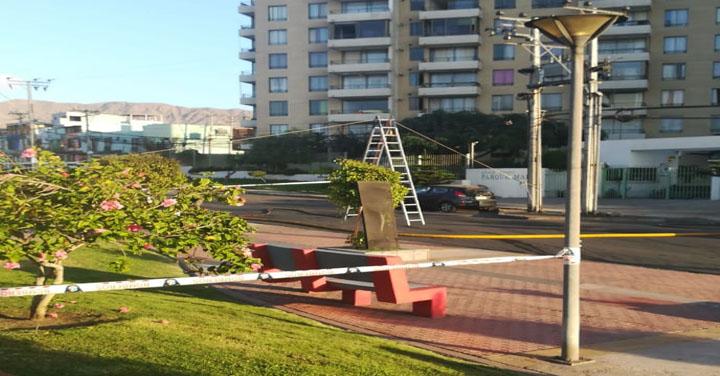 Cerca de 600 personas fueron evacuadas de condominio en Antofagasta tras fuga de gas