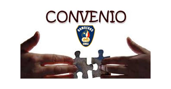 Convenio entre Neltume Centro y Consejo Regional de Bomberos del Biobío
