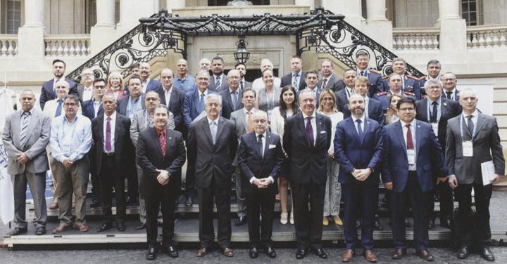 """Presidente Nacional: """"Chile logró 2 importantes objetivos en la reunión INSARAG Las Américas 2019"""""""