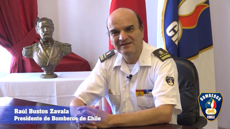 Saludo del Presidente Nacional por el Día de las Glorias Navales