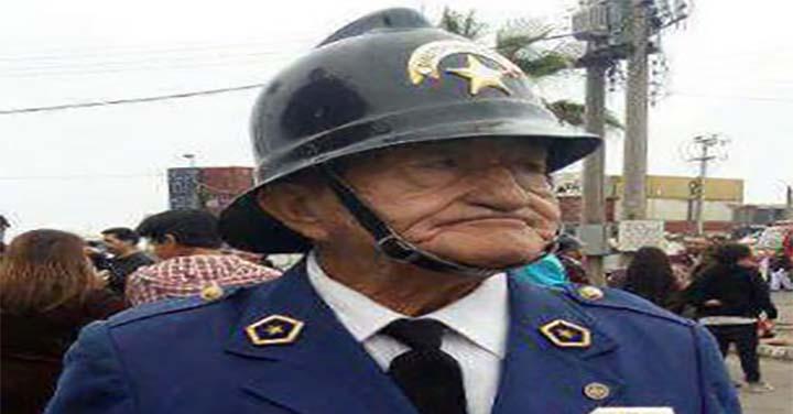 Falleció Voluntario Insigne de Arica
