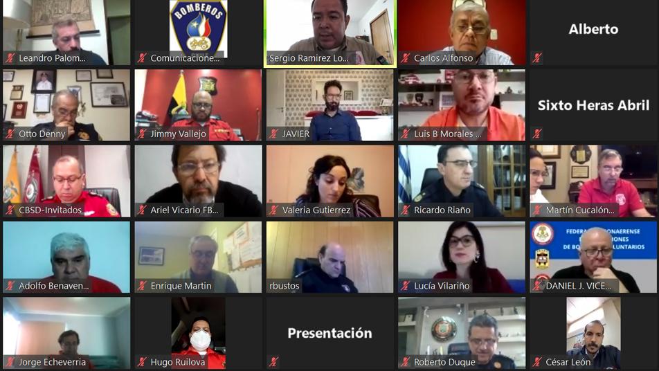 Asamblea anual OBA 2020 sesiona por primera vez de manera virtual