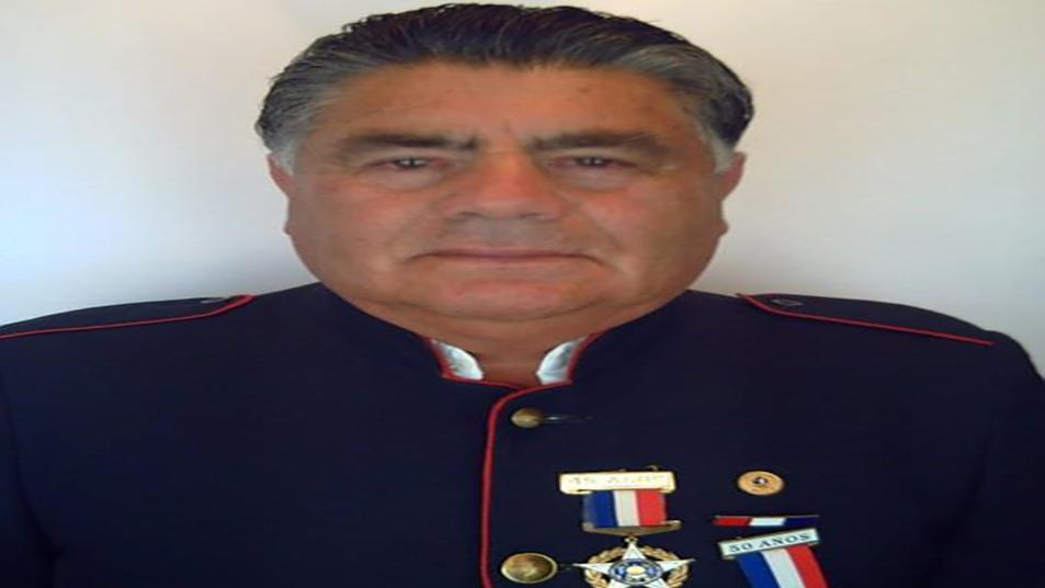Pesar en Lebu por fallecimiento de Voluntario Insigne de Chile y Miembro Honorario de la Primera Compañía