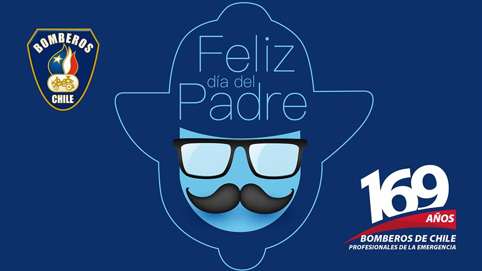 Presidente Nacional, Raúl Bustos envía saludo a los padres en su día