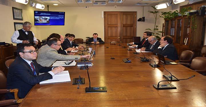 Presidente Nacional asistió a la Comisión Bomberos de la Cámara de Diputados