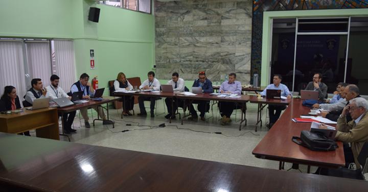 Se reunieron integrantes de Comisión de Estandarización