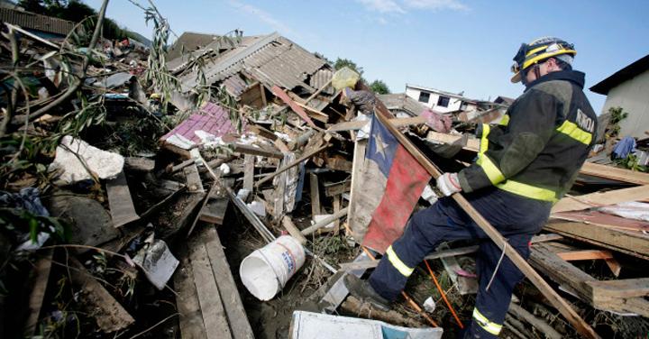 Seminario: Desastres Socionaturales y la función de Bomberos
