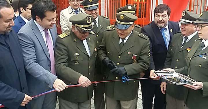 Voluntarios de Lebu y Coronel cuentan con nuevos cuarteles