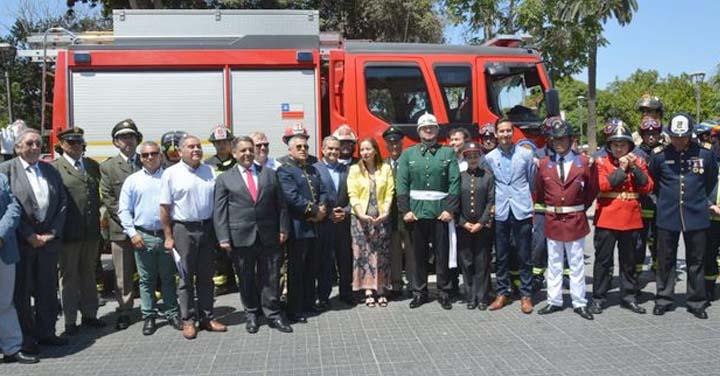 Bomberos de Coquimbo podrá recaudar fondos a través de boleta de Aguas del Valle
