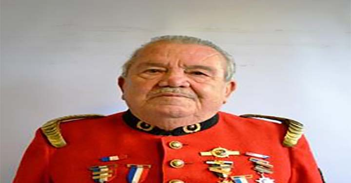 Falleció miembro honorario del CB de Ñuñoa