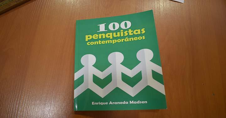 """Publican libro """"100 Penquistas contemporáneos"""""""