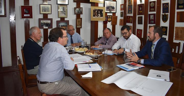 Comienza el trabajo de la Fundación Cultural y Deportiva Bomberos de Chile