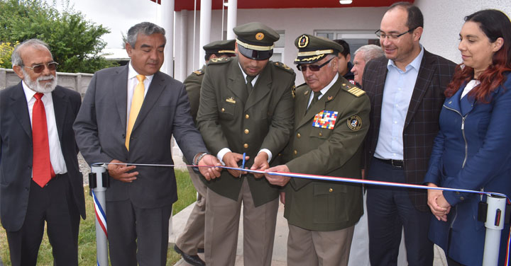 Nuevas infraestructuras para Quirihue y Chillán