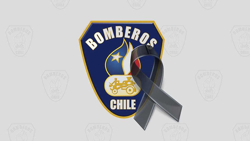 Pesar por fallecimiento de Superintendente Honorario y Bombero insigne del Cuerpo de Bomberos de Puqueldon
