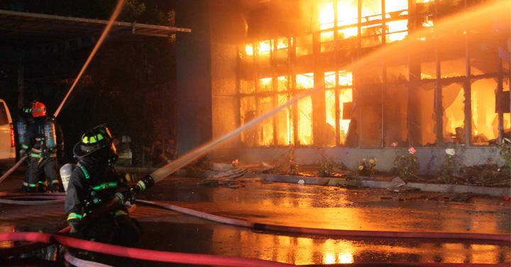 Martes 27 de noviembre: transmisión online de entrega de material menor para bomberos de O'Higgins