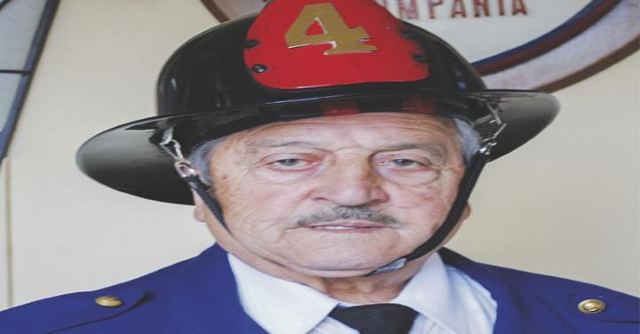 Cuerpo de Bomberos de Los Ángeles lamenta el fallecimiento de Voluntario Insigne