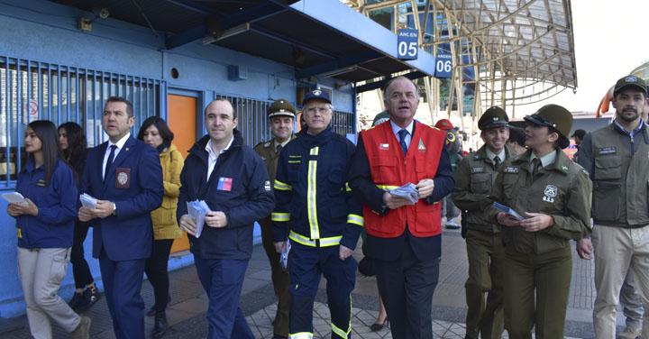 Bomberos de Chile entregó recomendaciones para prevenir incendios forestales en Fiestas Patrias