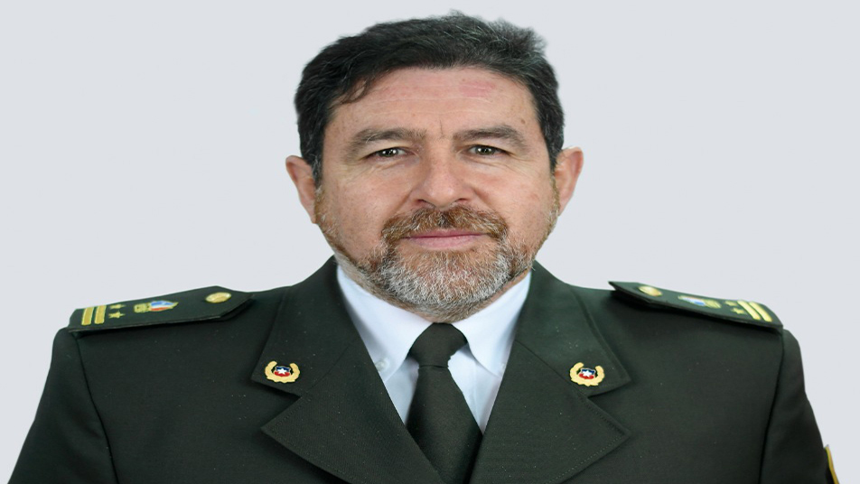 Miguel Jara Mardones es reelecto como Presidente del Concejo de Bomberos de la región de Aysén