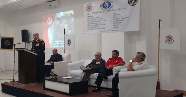 Presidente Nacional participó en reunión del Consejo Directivo de la OBA en Mexicó