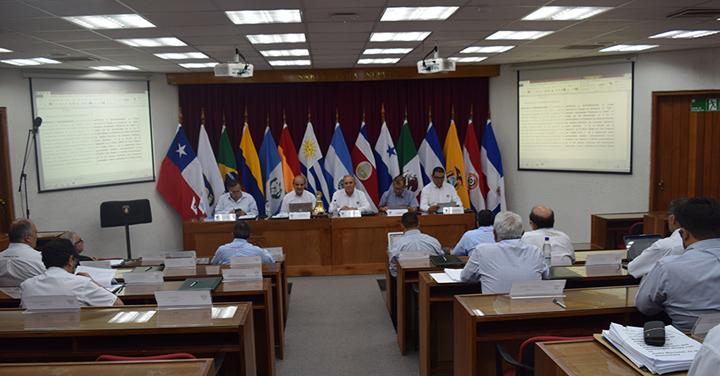 Realizan sesión N° 400 del Directorio Nacional de Bomberos de Chile