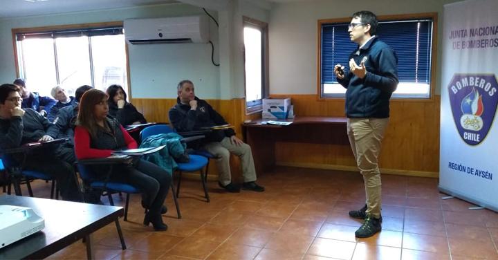 Jornada de capacitación en temas contables y jurídicos en la Región de Aysén