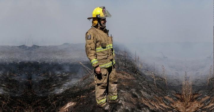 Seminario: Incendios Forestales en Interfase; Coordinación y Función de Bomberos de la Región de Coquimbo