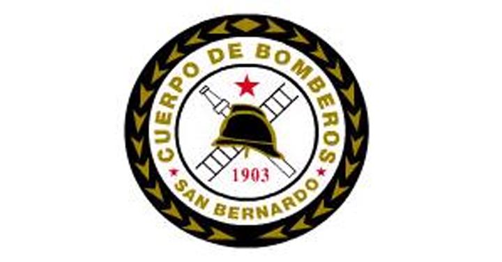 Declaración pública Cuerpo de Bomberos de San Bernardo