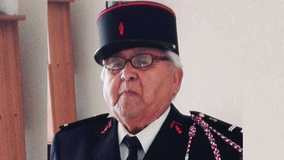 Pesar en Concepción por muerte de Voluntario Honorario y Bombero Insigne