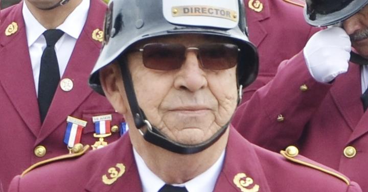 Pesar por fallecimiento de Director Honorario del Cuerpo de Bomberos de Pitrufquén