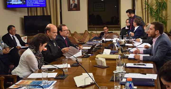 Presidente Nacional concurrió a Comisión del Trabajo de la Cámara de Diputados