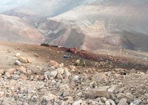 Volcamiento deja dos muertos en Región de Tarapacá