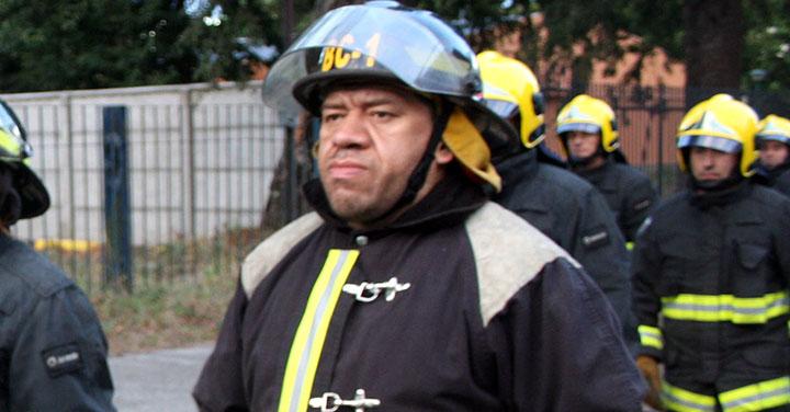 Falleció uno de los fundadores de la Undécima Compañía de Bomberos de Temuco