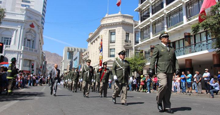 Transmisión online: Bomberos de la Región de Antofagasta rinden homenaje a Presidente Nacional