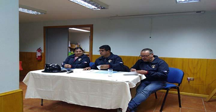 Eligen nueva directiva en el Consejo Regional de Aysén