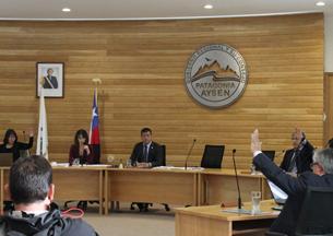 Consejo Regional de Aysén aprobó adquisición de vehículos 4x4 para Brigadas