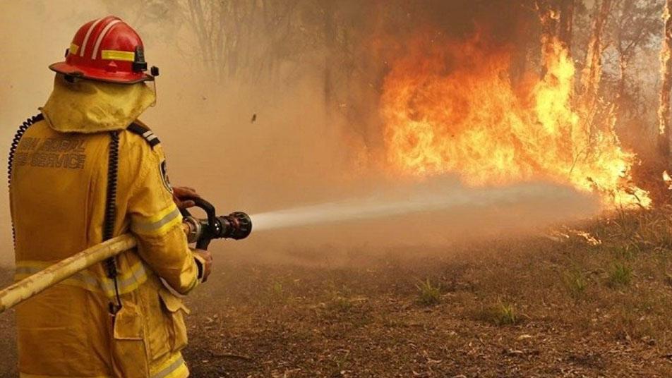 Aporte de CGE por mega incendios forestales del 2017 ya está disponible para bomberos