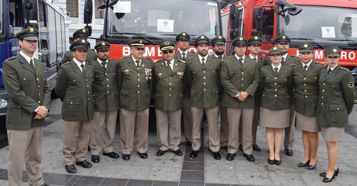 Nuevas unidades recibió la Región de Valparaíso