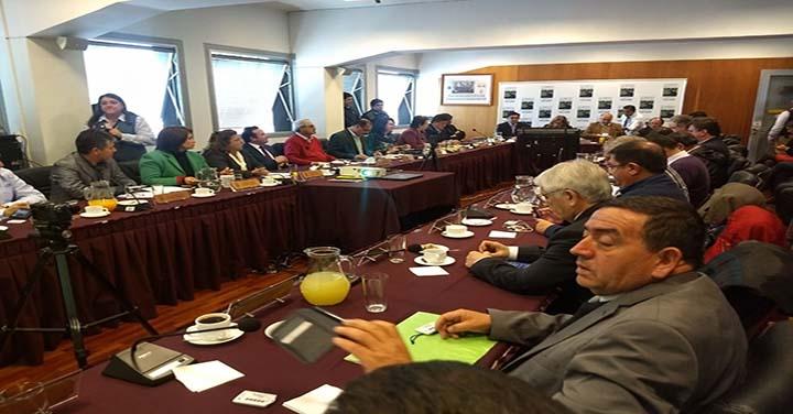 Aprueban proyecto de adquisición y reposición de carros forestales para Bomberos de la Región del Bío Bío