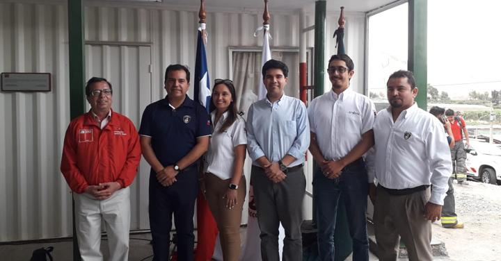 Transferencia gratuita de inmueble fiscal a Bomberos de Arica