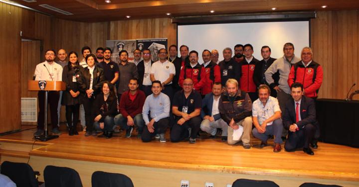 Exitoso Primer Congreso Técnico sobre Patrimonio y Bomberos