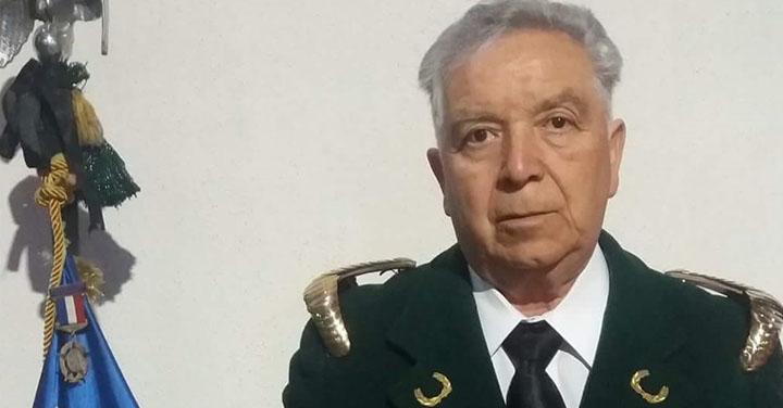 Falleció Voluntario Insigne y Honorario del CB de Maipú