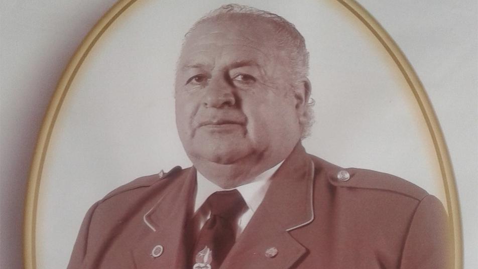 Pesar en CB de Ancud por fallecimiento de Don Bruno Ernesto Schulbach Oyarzún (Q.E.P.D.)