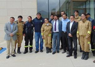 CORE de Aysén aprobó proyecto para la reposición del cuartel de Bomberos de Chile Chico