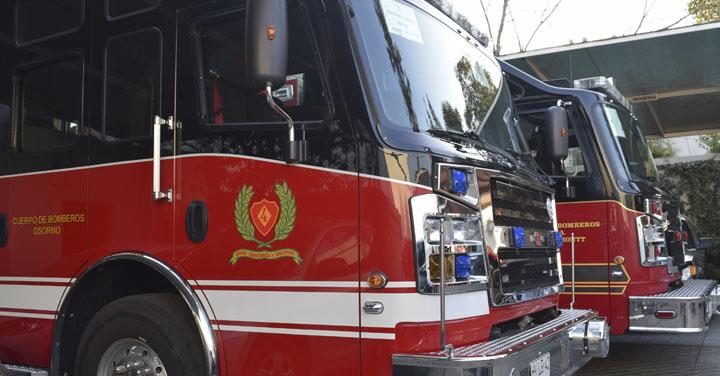 Cámara de Diputados aprobó proyecto que exime de pesos máximos a carros bomba