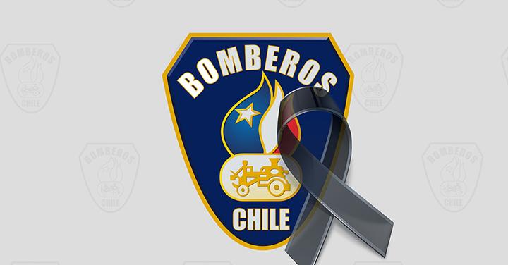 Pesar en el Cuerpo de Bomberos de Puerto por fallecimiento de Voluntario Insigne