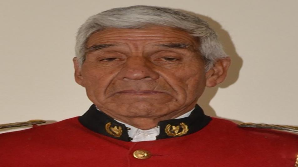 Pesar en Ñuñoa por fallecimiento de Voluntario Honorario, Juan Torres Escobar
