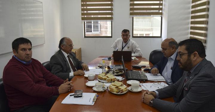 Comisión Revisora de Cuentas realizó su primera reunión